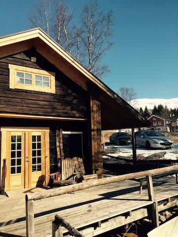 1800-tals härbre med utsikt i Åre! - Åre - Cabane