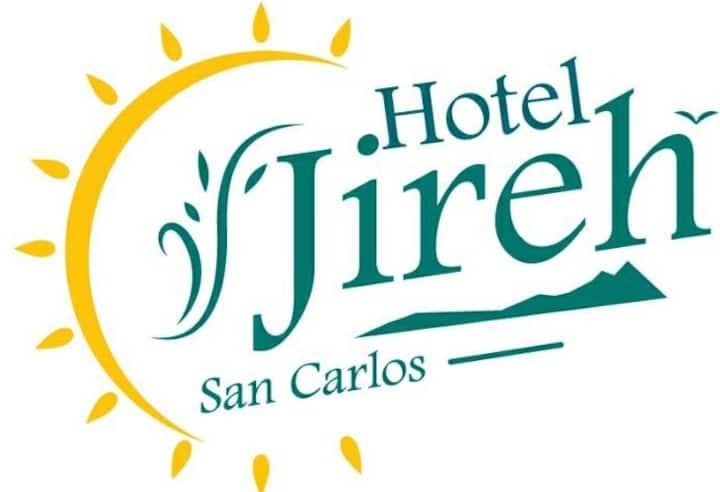 Paraíso Natural Hotel Jireh San Carlos