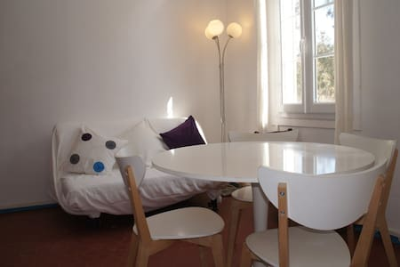 Studio for up to 4 in the heart of Porquerolles