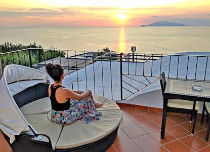 B&B Paradiso di Capri+free port shuttle check-in