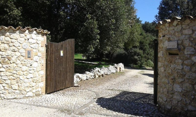 beautiful new country house  Amelia Umbria Italy