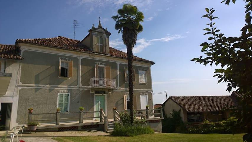 La Casa delle Caramelle  sul dolce Monferrato! - Piovà Massaia - Hus
