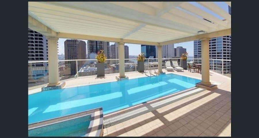 Sydney City Penthouse - amazing views.