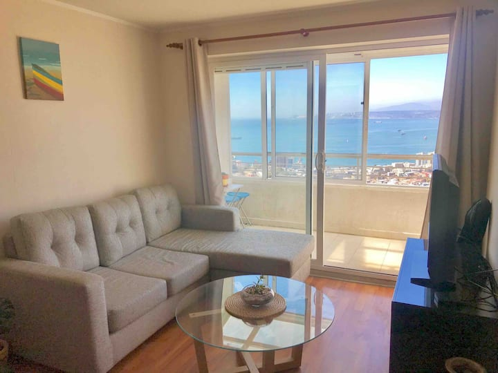 Spacious, secure & modern apartment ⋆ Great view