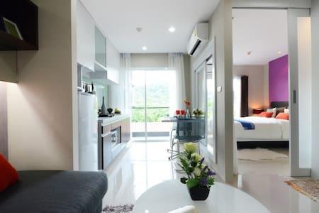 Новая квартира в сердце о. Пхукет - Ortak mülk