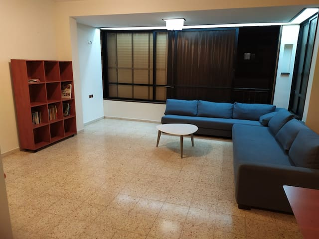 Quiet and spacious apartment