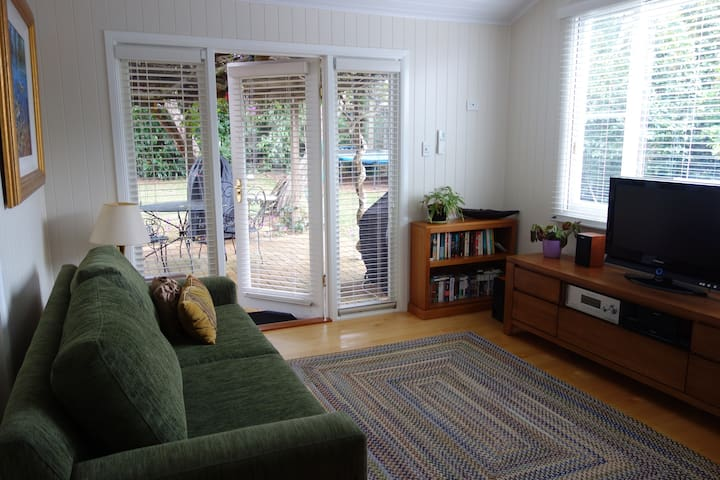 Private Studio in Leafy Garden - Mount Lofty - Gästehaus