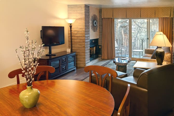 1 Bedroom Unit-Sandstone Club - Vail - Byt
