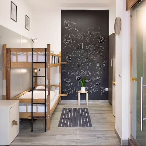 Unique and Sweet Space for Two in the Centre of LJ