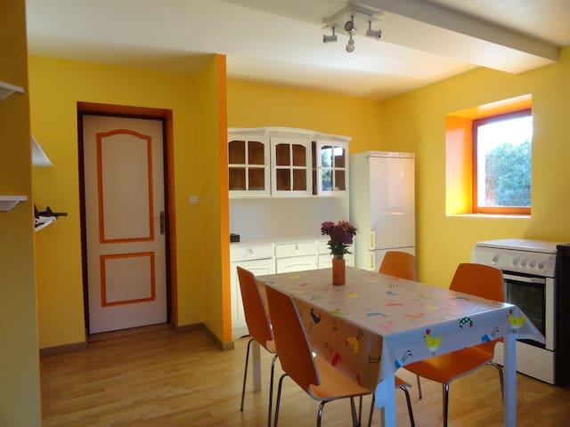 Gite dans une ferme pédagogique Landes - Pouillon - Apartmen