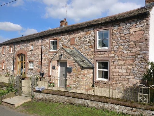 B&B in a Homely Cottage in the Eden Valley - Great Ormside, Appleby in Westmorland - Penzion (B&B)