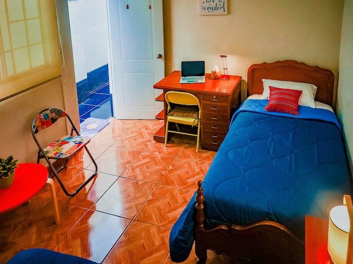 Habitación Privada-Miraflores / VoyagerHouse - PI3