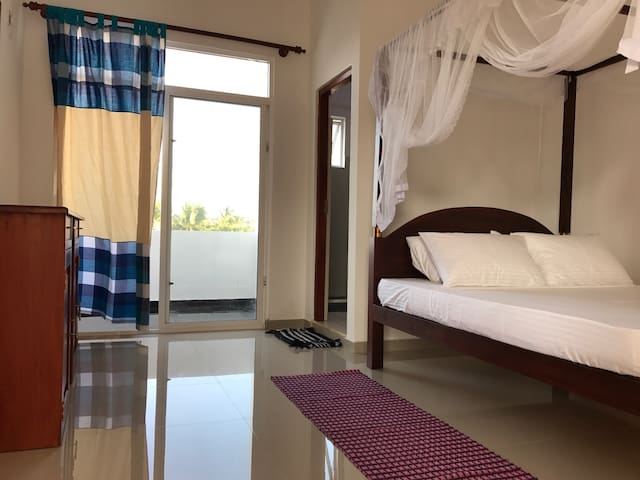 Luxury Sea view room in Hikkaduwa - Hikkaduwa - Appartement