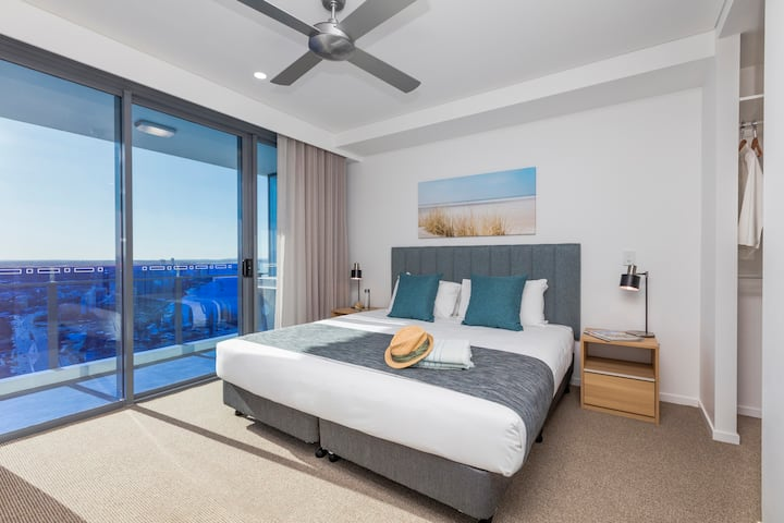 Oceanview Deluxe 2 Bedroom Apartment