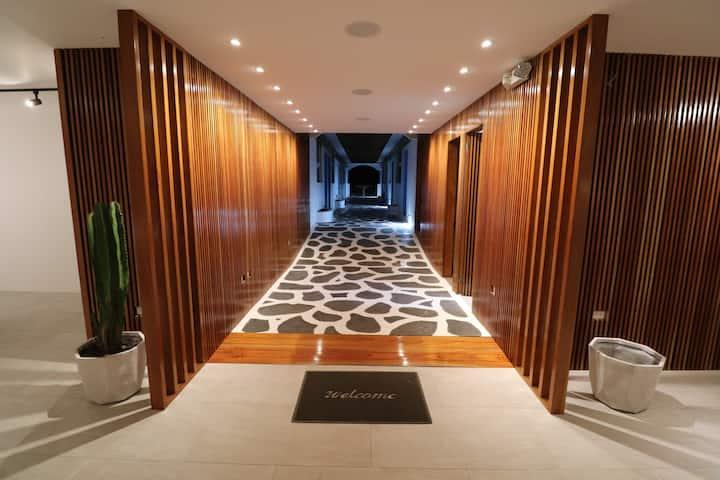 FANTÁSTICO HOTEL CACTUS EN GALÁPAGOS