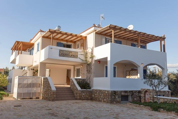 Residence Sogno Greco Bilocale Dionisos