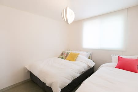 ✪Myeongdong(明洞) 3 minutes/ 2 bedrooms