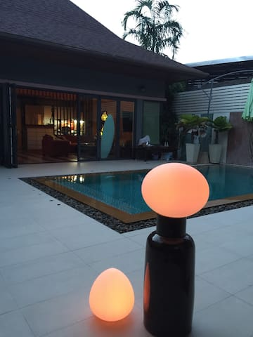 Villa confortable et tranquille - Phuket - House