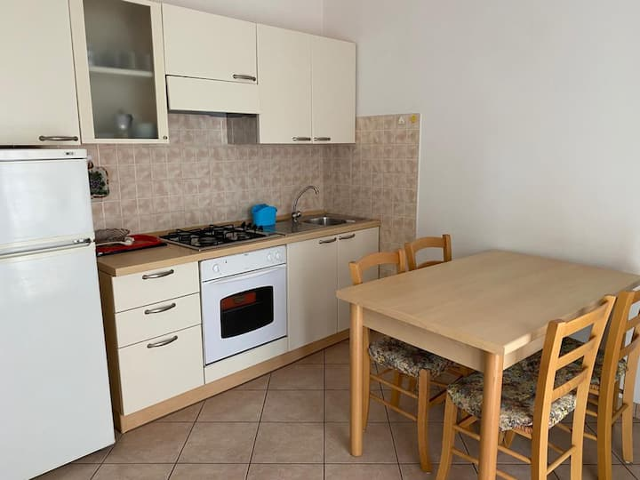 Appartamento bilocale 2P Cesenatico Casa Collini 2
