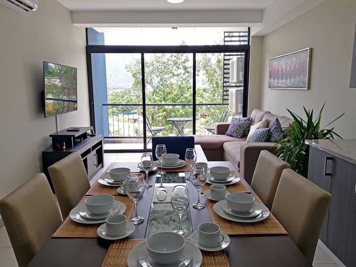 Nuevo, confortable y moderno Apartamento