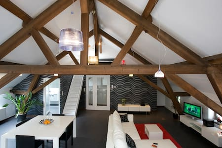 Luxury loft in middle of center. - Hasselt