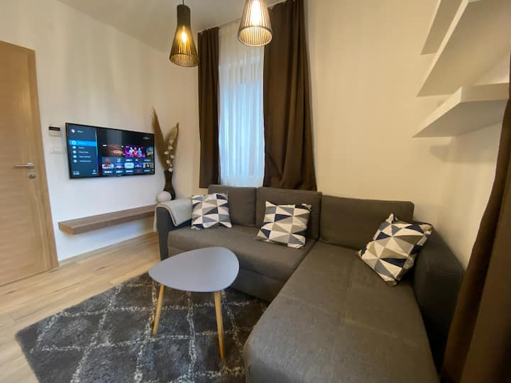 Mons1 - Brand New Apartment in hearth of Jahorina