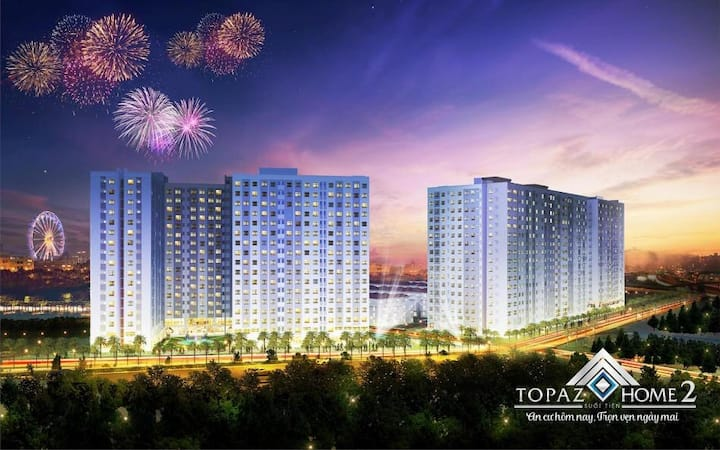 Apartments at Suoi Tien Park