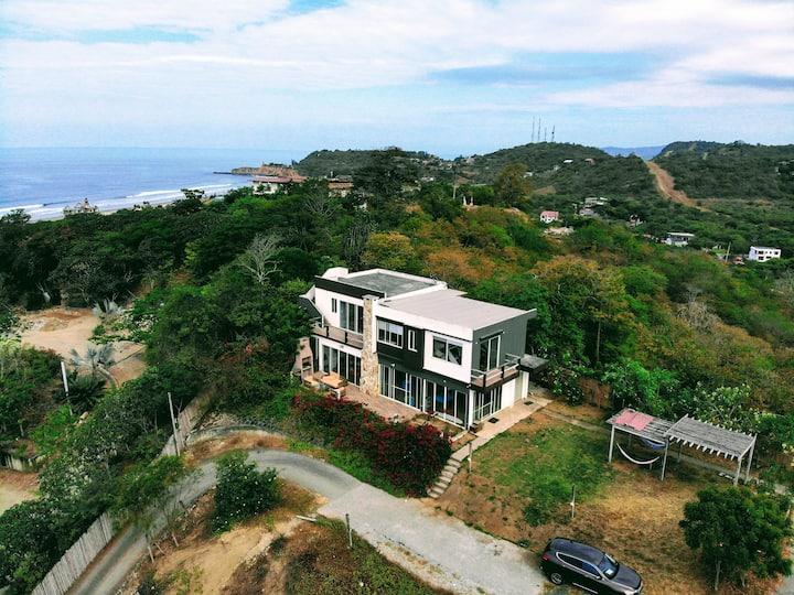 The Owner of Montañita Estates House