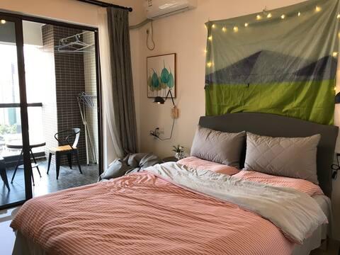 鼎湖山下  理工学院旁  舒适干净小北欧风格公寓2