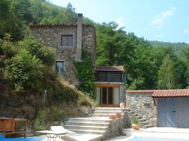 Mountain house in the Vallespir - Montferrer - Σπίτι