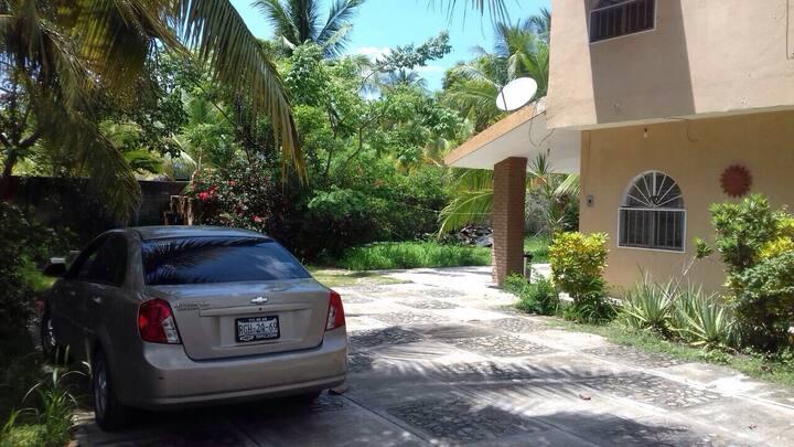Casa en playa Los Ayala, Nayarit para 18 personas