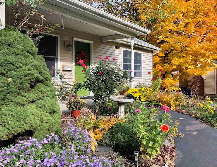 Universal design home, best fall foliage