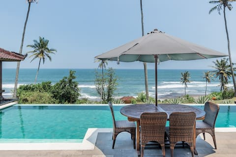 The SeaBreeze at Balian Beach on Secluded West Coast