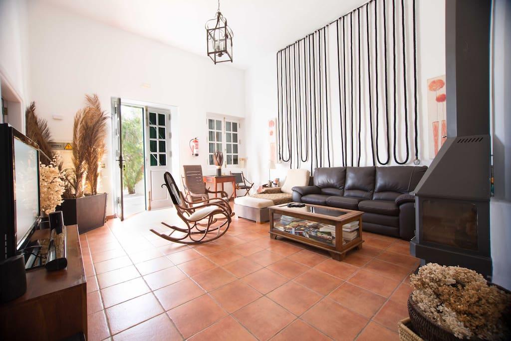 Living Room in Bodega