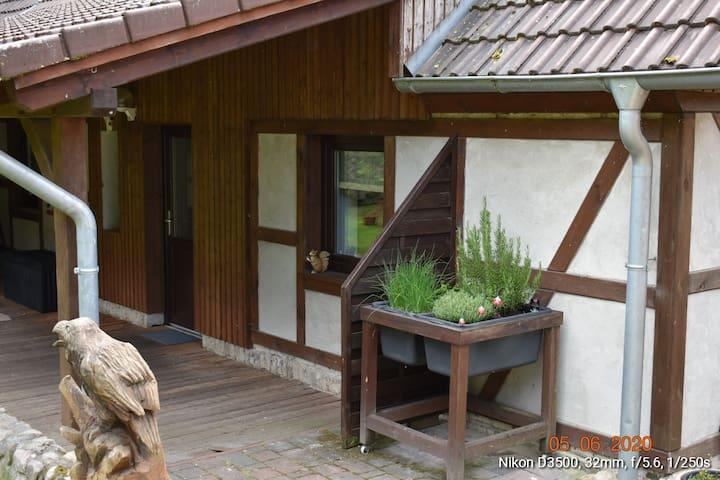 Kleines, gemütliches Ferienhaus