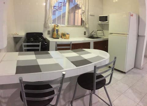 Comfortable Amber Apartment Excellent Location (4pax)