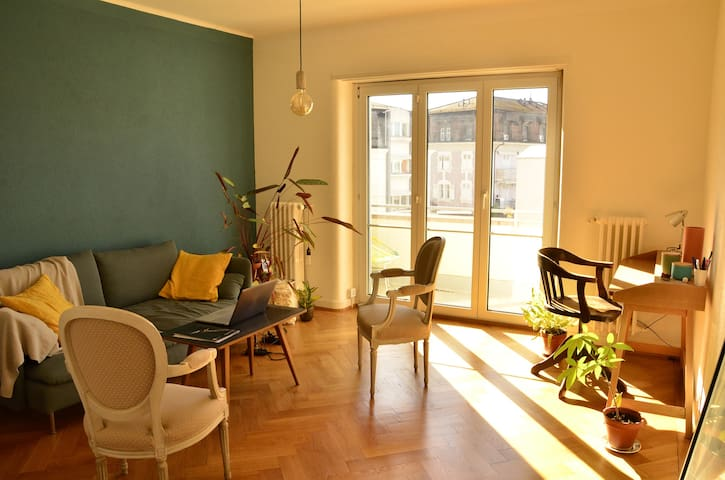 Charmant appartement à 2 pas de Lausanne