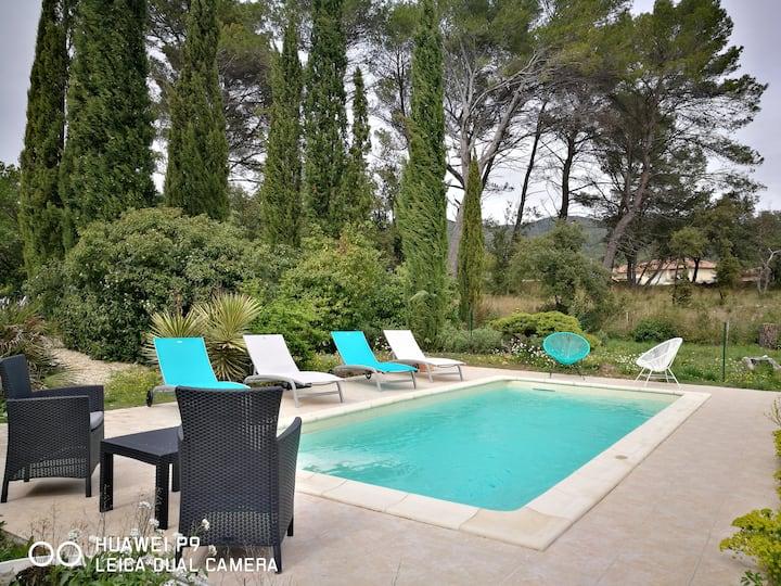 "Villa les ""Beaumes Luberon"" Chambre d'hôtes"