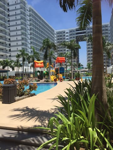Shell Residences 1BR Best Location Great Value - PH - Apartment
