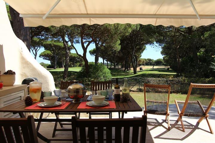 Authentic & luxury family Villa