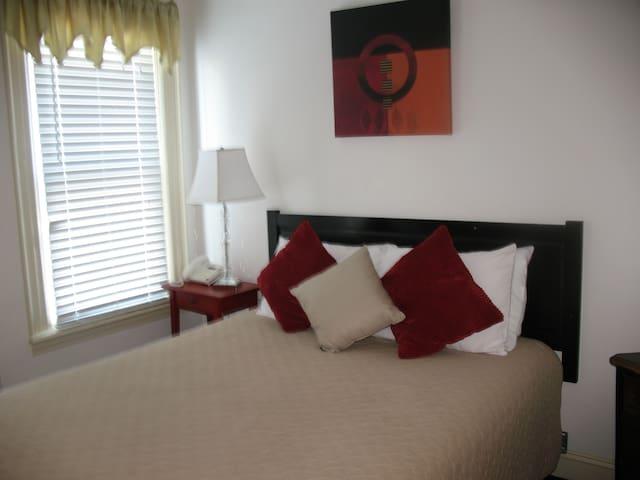 Cambridge, MA Queen bed, private bath, Porter Sq