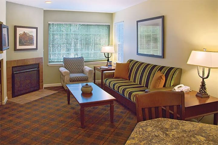 Pinetop ★1Br Wyndham Resort - BB2-IB★