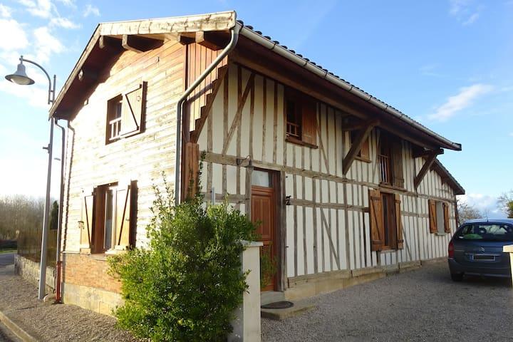 La maison d'Isle - Isle sur Marne - Rumah