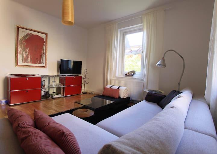 Design-Apartment - absolutely quiet
