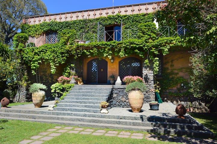 Villa Il Palmento