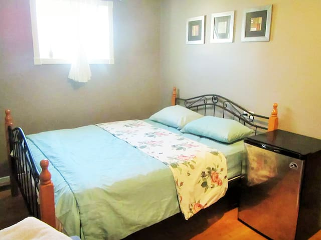 Simple & affordable accommodation in good location