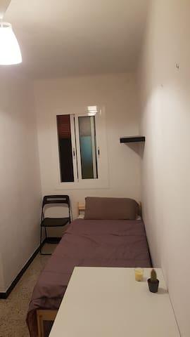 Habitacion para 1 persona en casa familiar