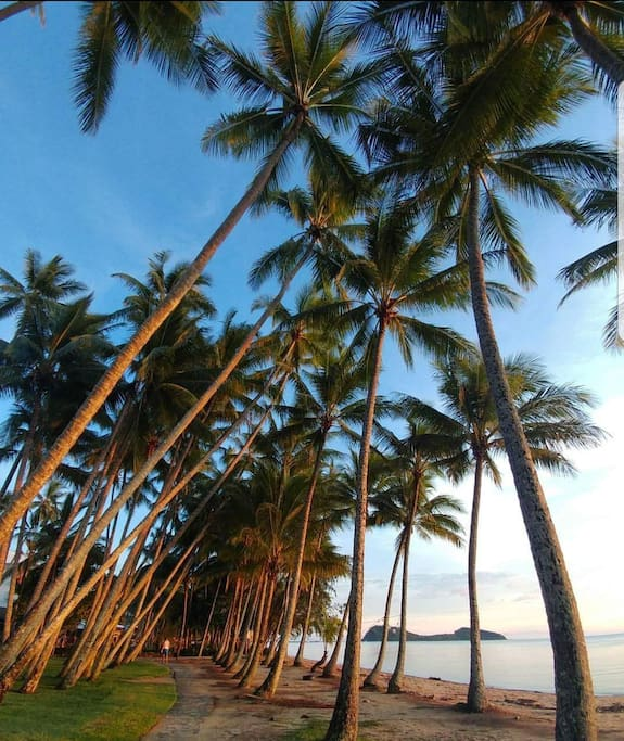 Front view from Paradise in Palm Cove