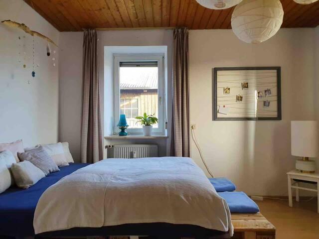 Gemütliches Zimmer im schönen Allgäu 🏔