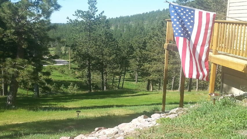 Custer-Black Hills Quiet Get Away! - Custer - Casa